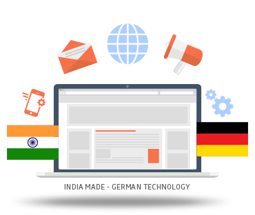 India Made - German Technology